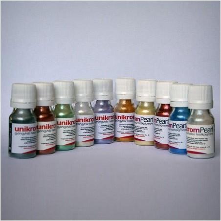 UnikromGlow Decor Paint Pigment Powder - turquoise (15g)