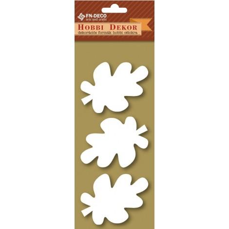 Deco-foam shapes - oak leaf (6-8cm)