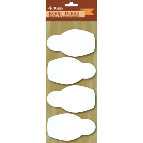 Dekorhab forma - matrioska baba (8-10cm)