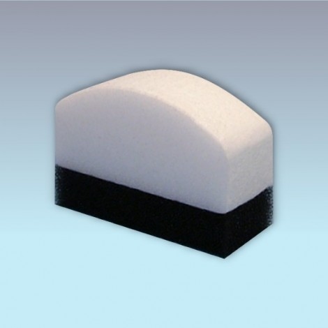 Rectangular sponge brush - 20 x 50 mm