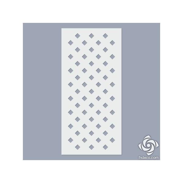 Stencil - Square 6mm