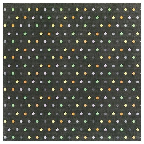 Spooked Star Dots háttérpapír