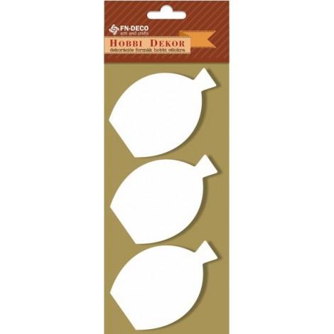 Deco-foam shapes - vases (6-8cm)