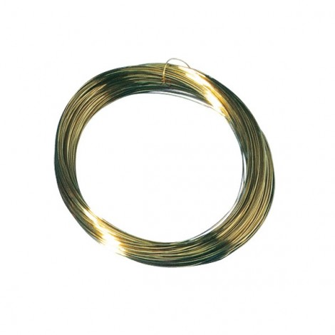 Wire for Jewelry - Brass