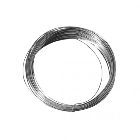 Wire for Jewelry - silver