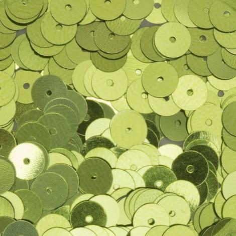 Flat round sequins - Applegreen