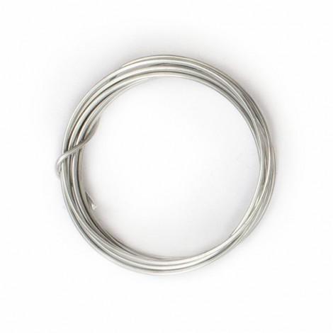 Aluminium drót - Ezüst