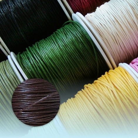 Waxed Thread - brown