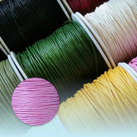 Waxed Thread - pink