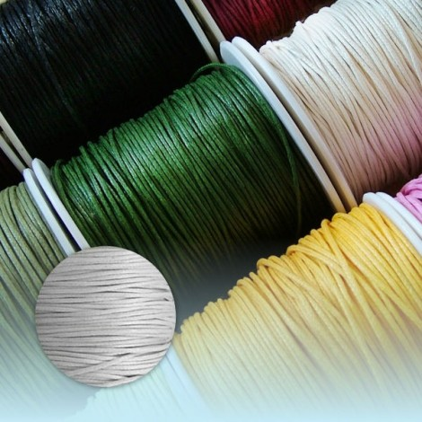 Waxed Thread - ivory