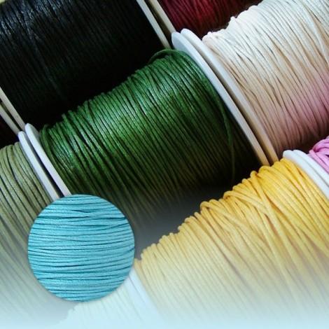 Waxed Thread - light blue