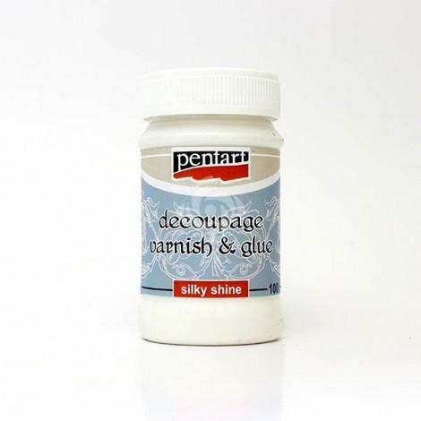 Decoupage ragasztólakk, selyemfényű, 100 ml