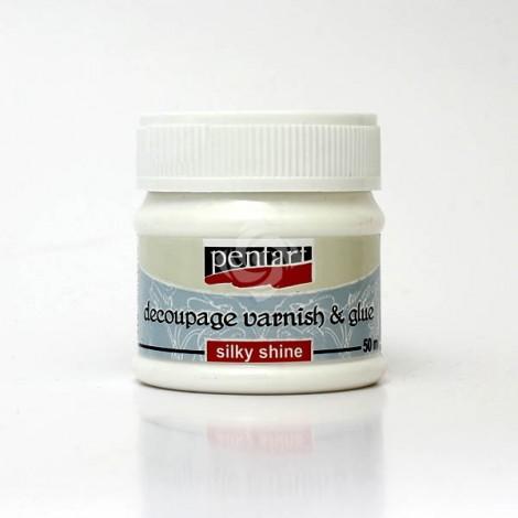 Decoupage ragasztólakk, selyemfényű, 50 ml