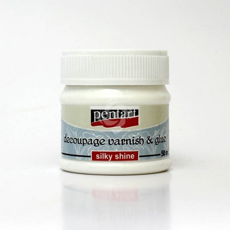 Decoupage Glue and Varnish, 50ml