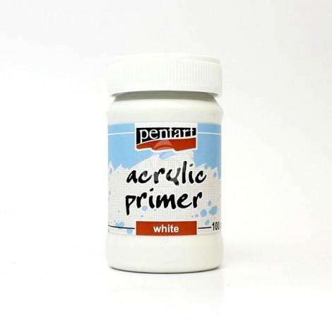 Acrylic Primer - white, 100ml