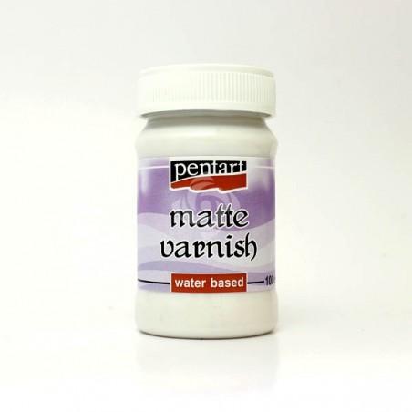 Matte Varnish, 50 ml