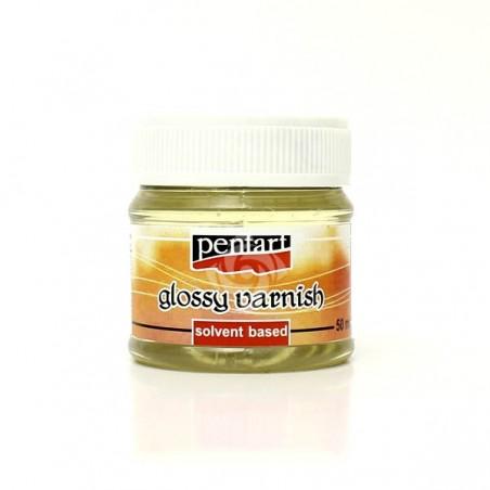 Solvent Based Glossy Varnish, 50 ml