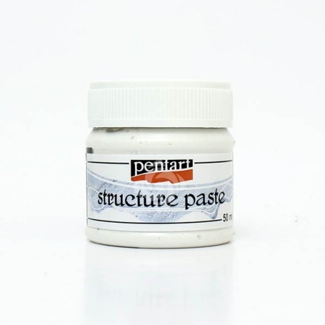 Structure Paste - white, 50 ml