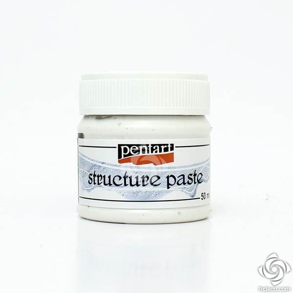 Structure Paste - white, 50 ml