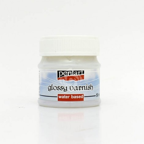 Fényes lakk, 50 ml
