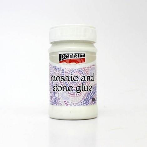 Mozaik- és kavicsragasztó, 100 ml