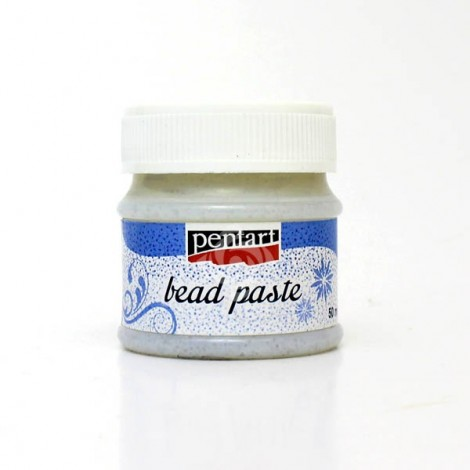 Bead Paste - transparent, 50 ml