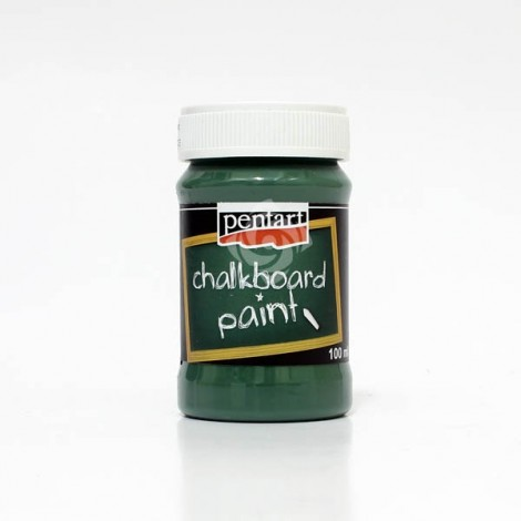 Chalkboard Paint – green – 100 ml