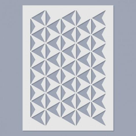 Stencil - Intarsia