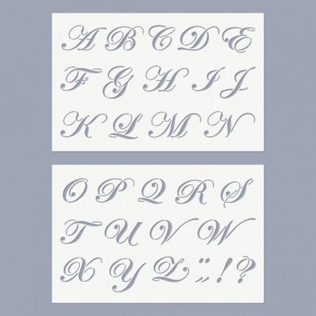 Stencil - Anno ABC