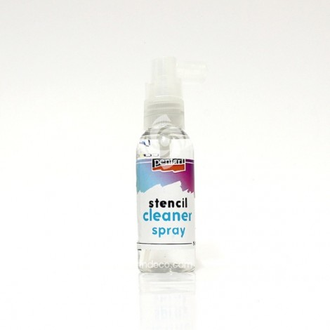 Stencil cleaner spray, 50 ml