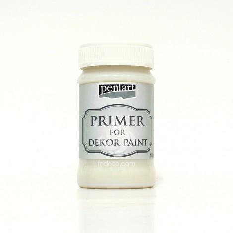 Pentart Primer for dekor paint - 100ml
