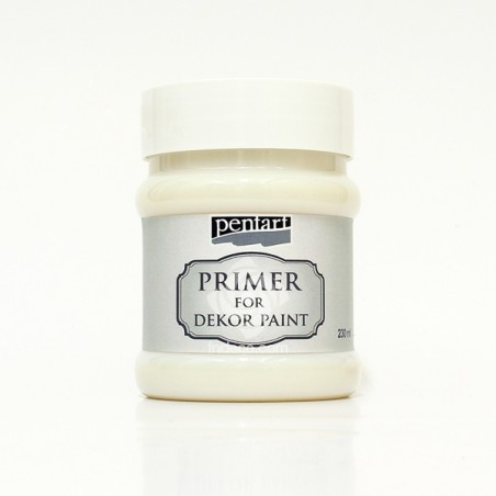 Pentart Primer for dekor paint - 230ml