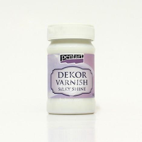 Pentart Dekor Varnish silky shine - 230ml