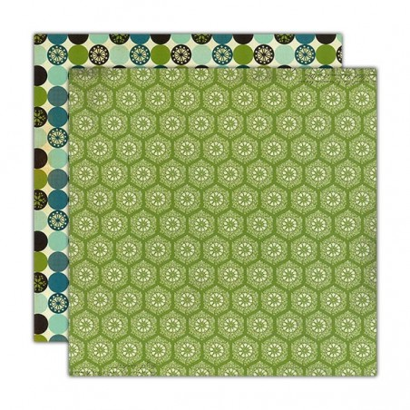 Double-sided Scrapbook Paper - BB06