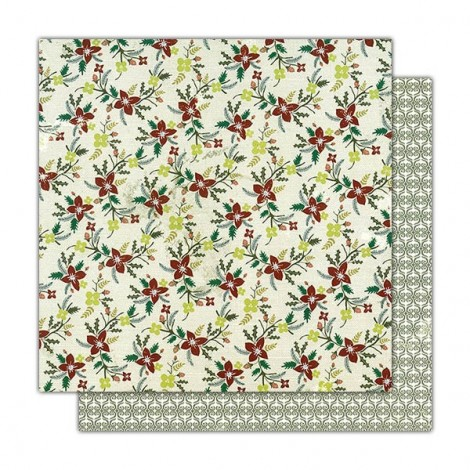 Double-sided Scrapbook Paper - AU01