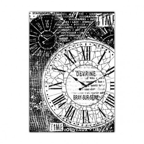 Rice Paper Napkins - A4 - DFSA4170