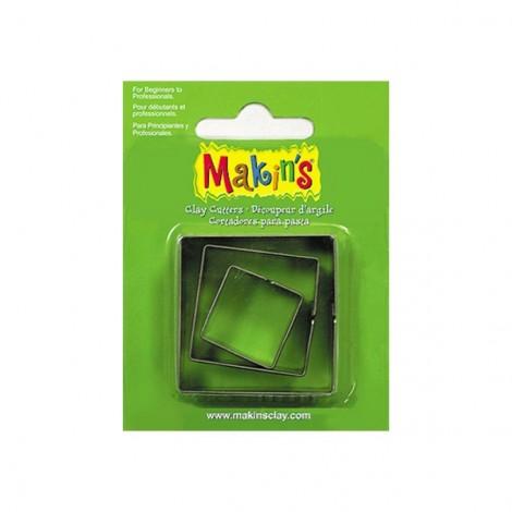 Makin's formázó szett - négyzet