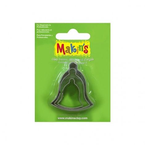 Makin's formázó szett - harang