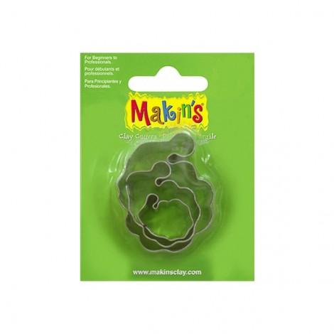 Makin's cutter set - Santa