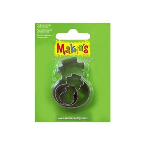 Makin's formázó szett - Hóember