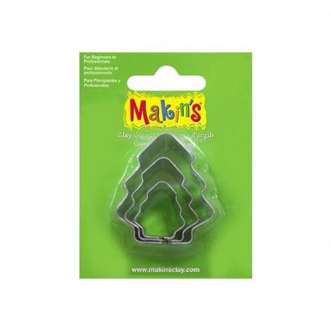 Makin's formázó szett - Fenyőfa