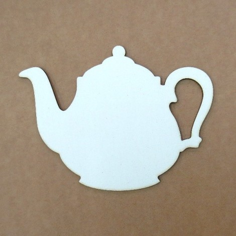 Chipboard - tea kettle