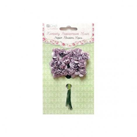 Papír virág - Misty Heather