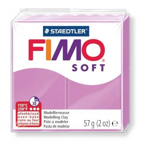 FIMO SOFT - süthető gyurma, 57g - levendula
