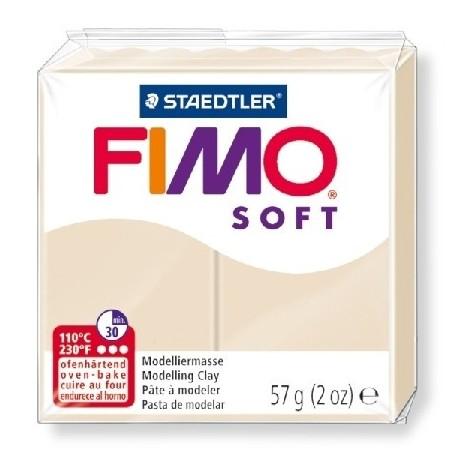 FIMO SOFT - oven-safe clay, 57g - sahara