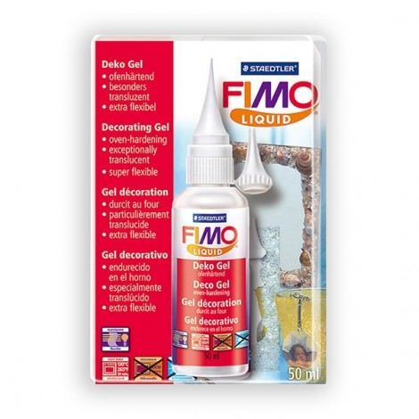 FIMO LIQUID - folyékony gyurma, 50ml