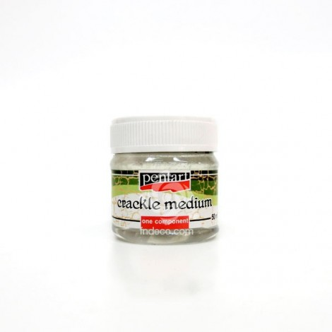 Crackle Medium, 50ml