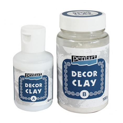 Decor Clay szett, 100g