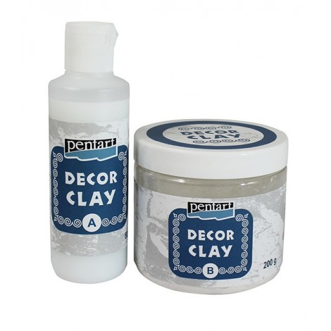 Decor Clay szett, 200g