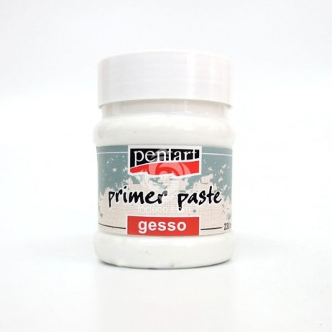 Primer paste, Gesso  – white – 230 ml